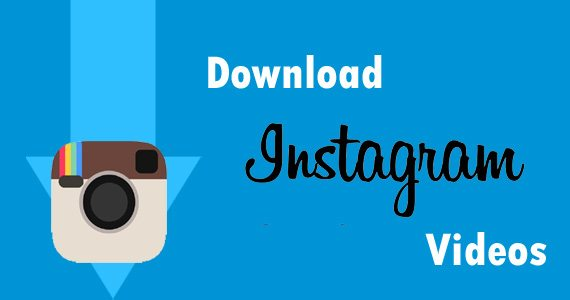 How to download an instagram video